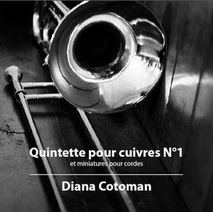 Quintette pour cuivres N° 1 de Diana Cotoman