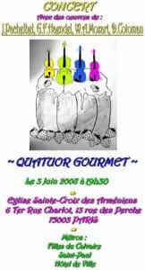 Quator gourmet