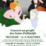 Concert au profit des soins palliatifs